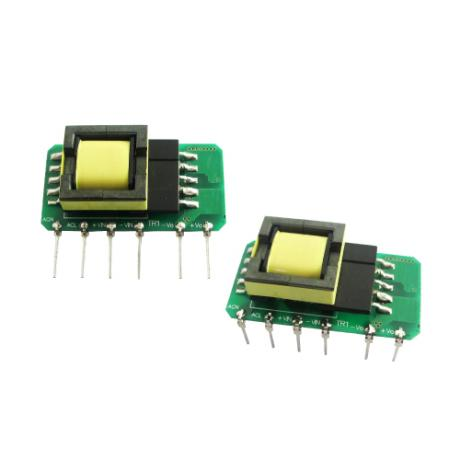 GS6G Series 6W 3KVac Isolation Single Output Green AC-DC Converter (Open Frame)