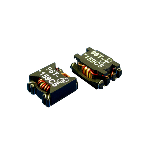 96T Series High and Low Current Coupled Inductor