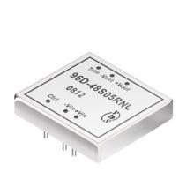 96D Series 30W 3KV Isolation 2:1 DC-DC Converter
